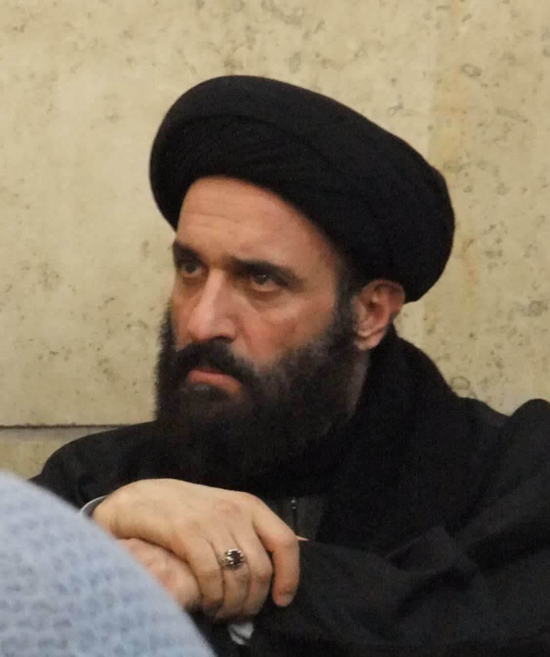حجت الاسلام عابدینی، معاون محترم امور مالی و اداری