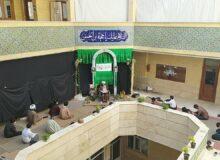 جلسه معاون پژوهش با طلاب مدرسه آیت الله بهجت + عکس
