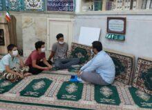 جلسات کارگروه تبلیغ مدرسه علمیه آیت الله بهجت(ره)