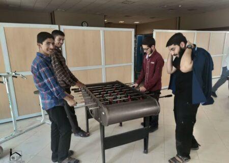 اردوی تفریحی طلاب پایه اول در اردوگاه امام رضا (ع)