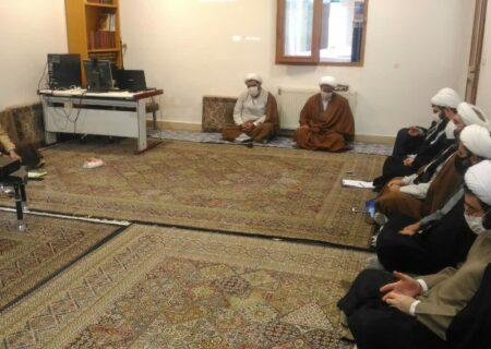 جلسه با اساتید پایه های ۴ تا ۶ + صورتجلسه
