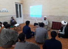 کارگاه تقویت مهارت های زبان عربی با حضور حجت الاسلام غریب رضا