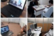 برگزاری دوازدهمین دوره آزمون شفاهی مدرسه علمیه آیت الله بهجت(ره) قم + تصاویر
